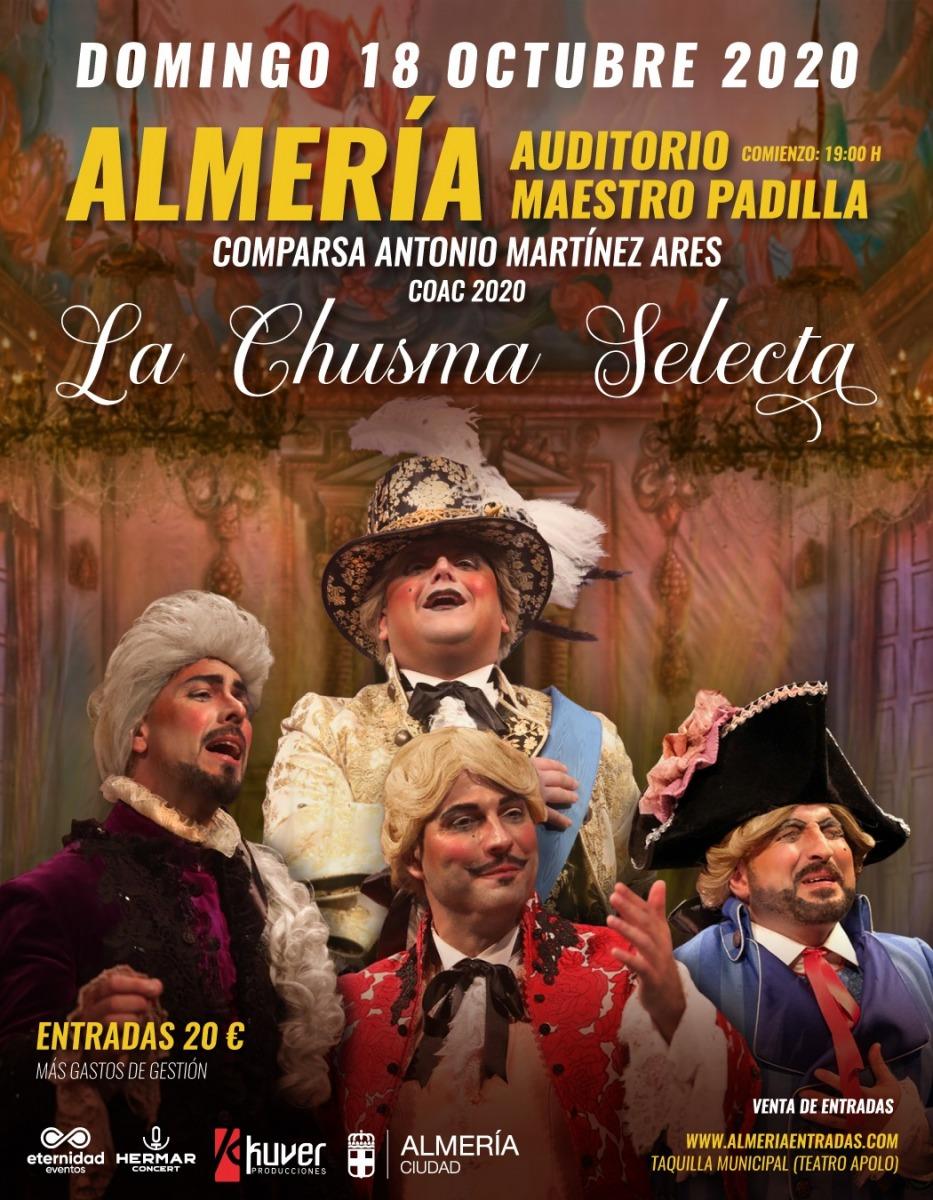 La-Chusma-Selecta