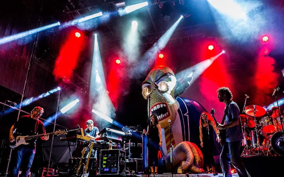 Pink Tones rinde homenaje a Pink Floyd este viernes en el Teatro Cervantes