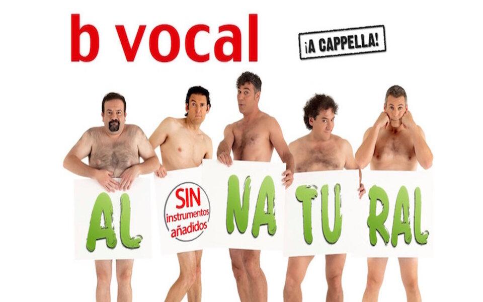 El grupo B-Vocal felicita el trabajo de KUVER y del Teatro Cervantes