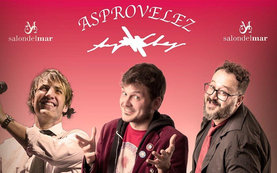 Chistes solidarios: IX Gala de Humor Benéfica AsproVélez