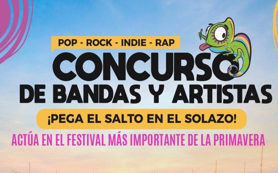 ¿Quieres actuar en Solazo Fest 2020? ¡Esta es la oportunidad perfecta!