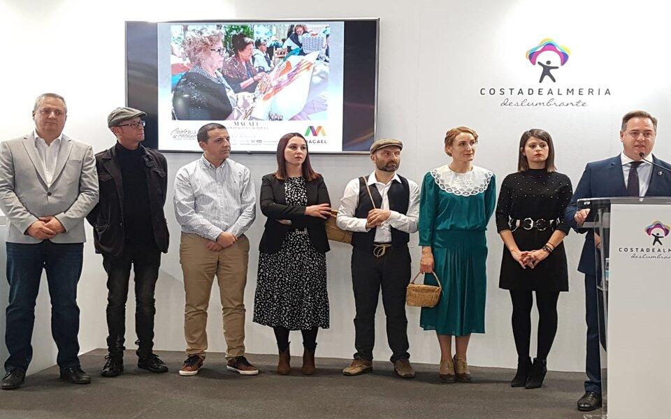 Ayto. de Macael y KUVER en la Feria Internacional de Turismo 2020
