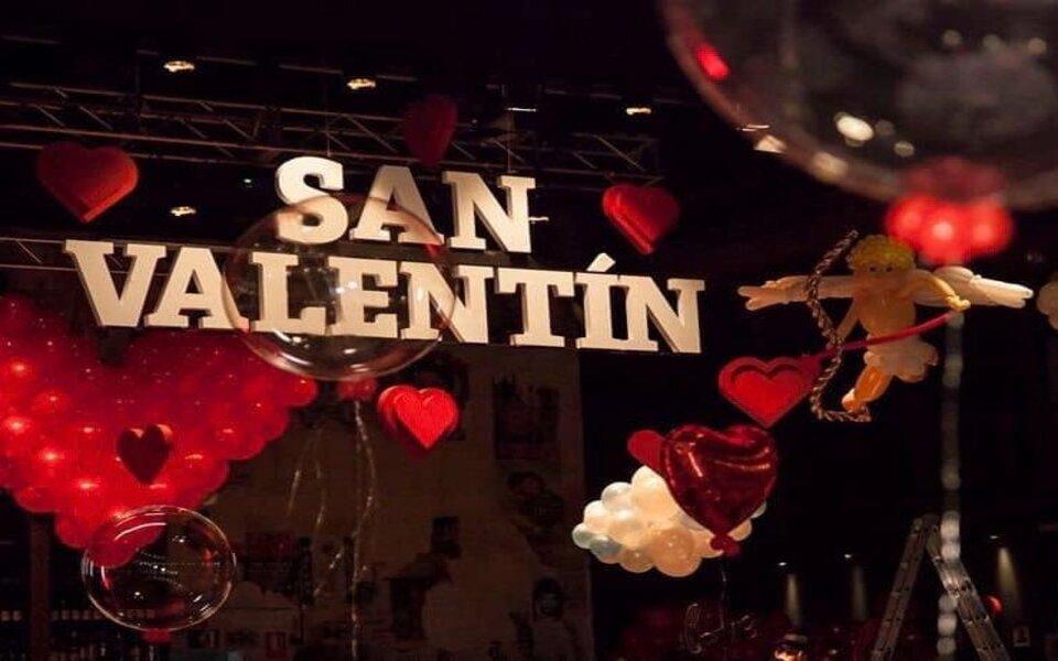 San Valentín en el Teatro Cervantes. Romanticismo, humor y música
