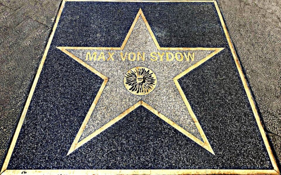 Muere Max Von Sydow, un actor apreciado por KUVER
