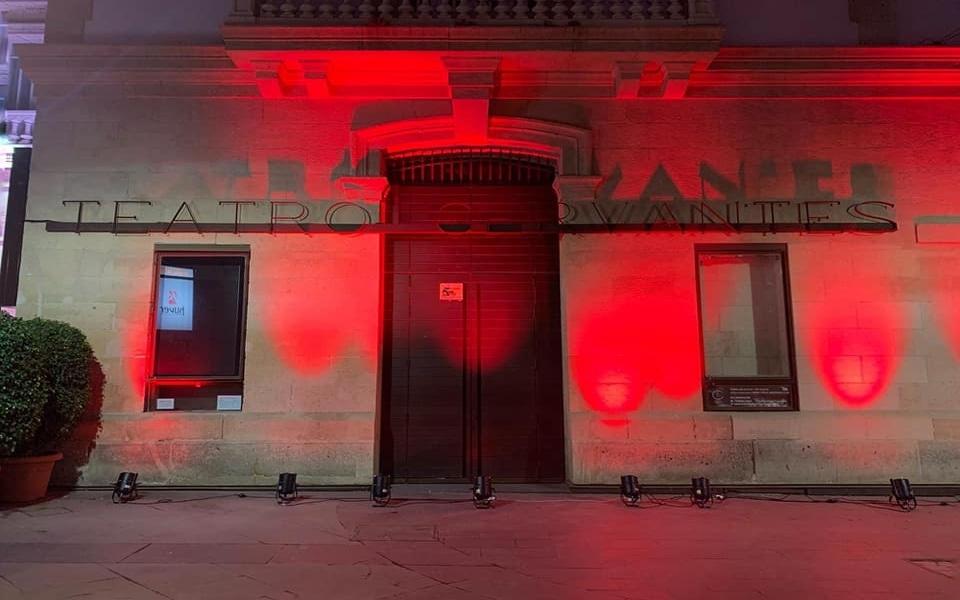 Alerta Roja en Almería en el sector de los eventos y la cultura